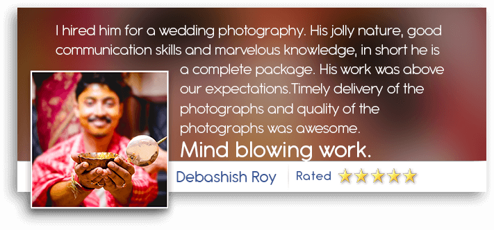 Debashish Roy review
