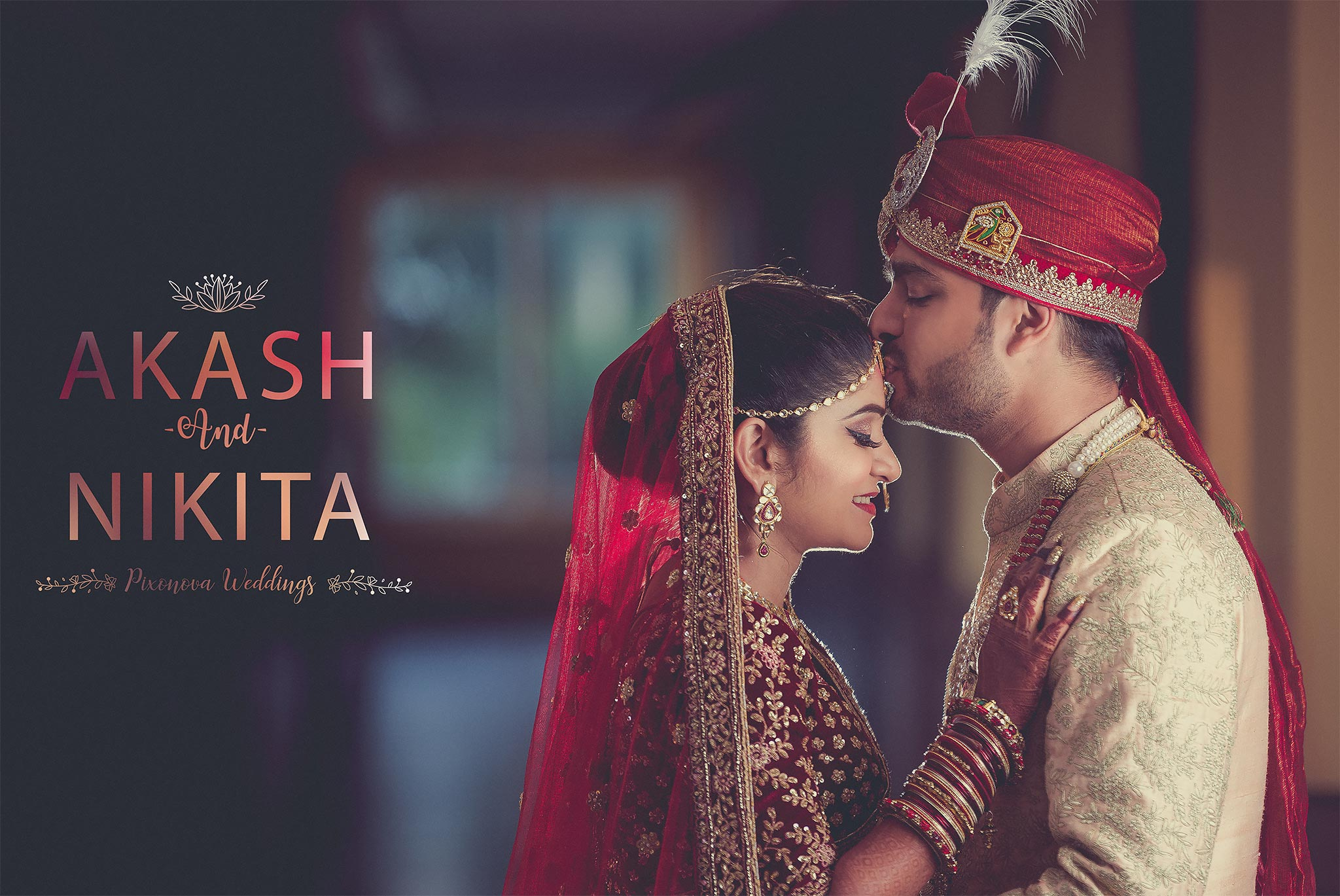 Akash and Nikita wedding photography
