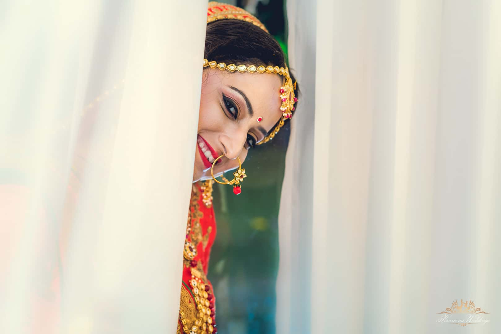 The Perfect Match - Sneha & Siddharth\'s Wedding - ITC Fortune Park ...