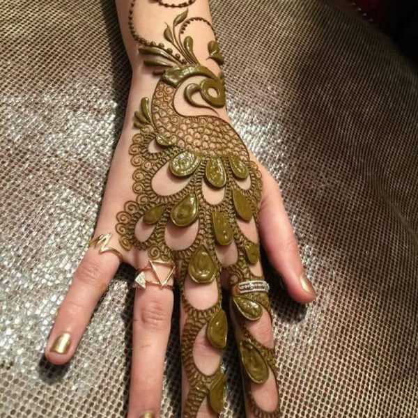 Fusion Party Mehendi